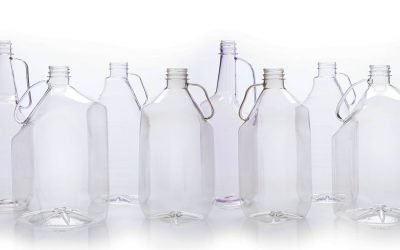 Milk Containers: PET (Circular Economy) vs. HDPE (Recycling Economy)